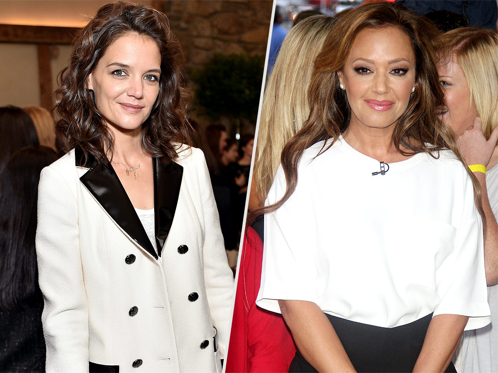 Katie Holmes: I Wish Leah Remini 'Only the Best'
