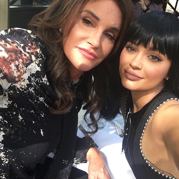 Caitlyn Jenner Birthday: Star's Lunch With Kylie Jenner, Kim Kardashian
