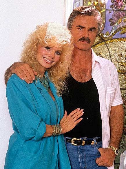 Burt Reynolds Calls Marrying Loni Anderson A Really Dumb