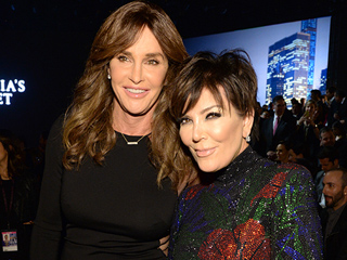 VIDEO: Kris and Caitlyn Jenner Clash During Kylie's 18th Birthday Party
