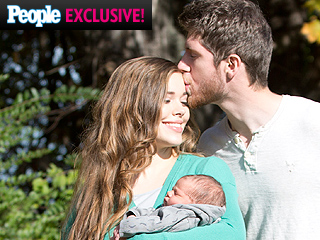 Ben and Jessa (Duggar) Seewald's Sweet Thanksgiving Message for Son Spurgeon: 'We Are So Happy to Be Parents!'