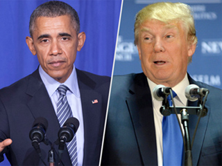 After Trump's Latest Insults (Romney 'Walks Like a Penguin'), Obama at G-7 Summit Says World Leaders Are 'Rattled' by GOP Candidate