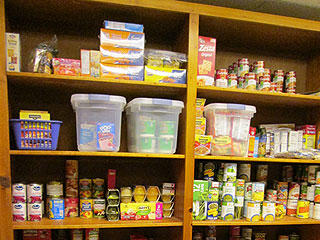 How One High School Rallied Together with Their Community to Create a Unique Food Pantry After Noticing Students Going Hungry