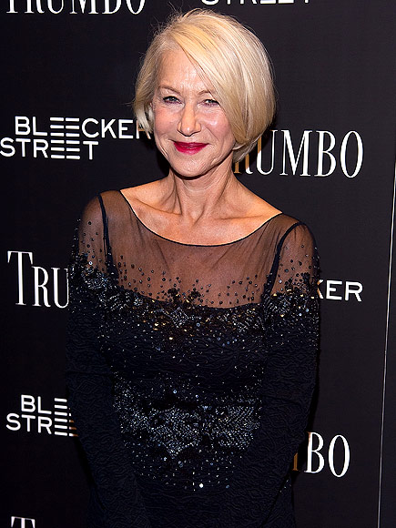 World's Most Beautiful: Helen Mirren on Her Most Beautiful Compliment
