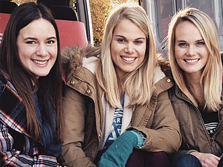 In Fight Against Blood Disease, Two Sisters and Their Best Friend Spend a Year Traveling America to Register Donors