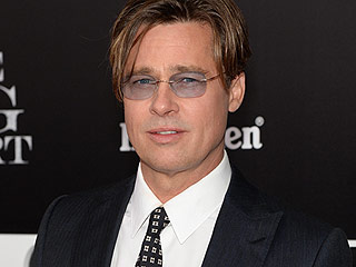 Brad Pitt Isn't Afraid to Help Out in the Kitchen on Thanksgiving: 'I'm All Over that Turkey'