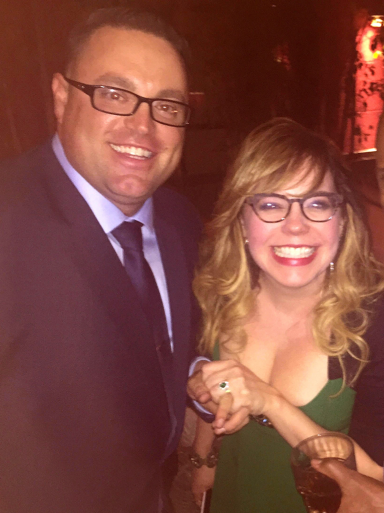 'Criminal Minds' Star Kirsten Vangsness is Engaged to Keith Hanson!