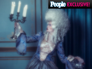 Teen Wolf's Holland Roden Channels Marie Antoinette for Tyler Shields' New Series