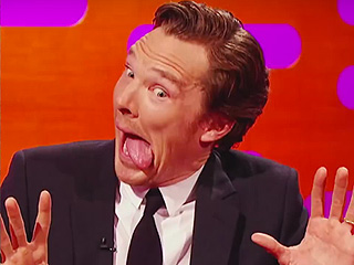 Benedict CumberbatchProves He's an Otter, Plus 5 More Iconic Cumber-Moments