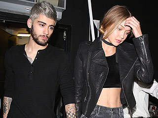 Gigi Hadid and Zayn Malik Spotted Out in Los Angeles (Again) – This Time Holding Hands!