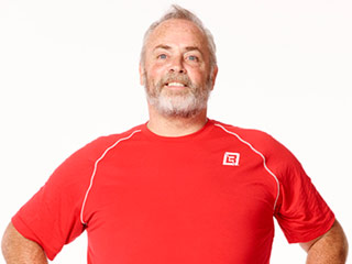 Survivor Winner Richard Hatch on Joining The Biggest Loser: People Who Say They Don't Want to Be Fat Are Lying