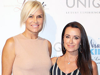 Kyle Richards on Yolanda Foster's Health Crisis: She's 'Just Struggling to Survive'