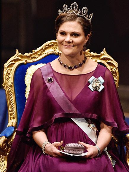 Pregnant Princess Victoria Cancels Annual Celebrations