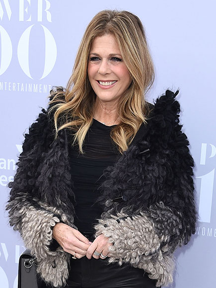 Rita Wilson Is Officially 'Cancer Free' and 'One Hundred Percent Healthy'