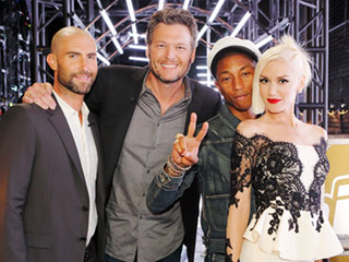 Blake Shelton Admits He Doesn't Want Gwen Stefani to Leave The Voice Next Season: 'Why Can't We Have a Fifth Coach?'