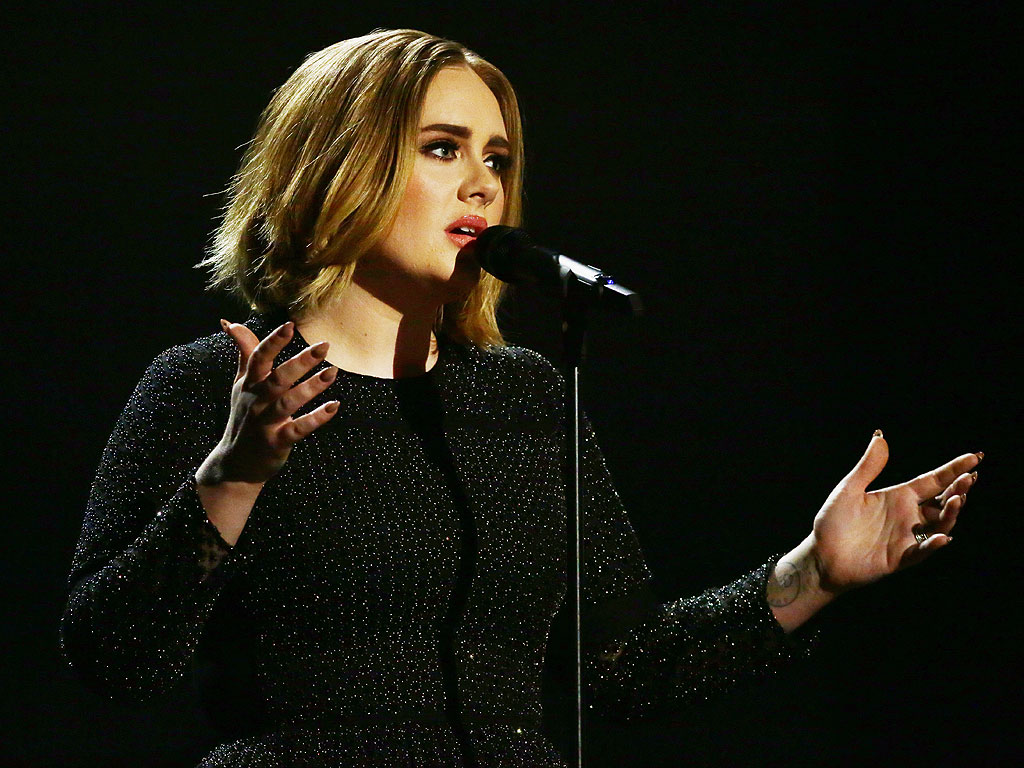 Adele Announces 2016 North American Tour Concert Dates