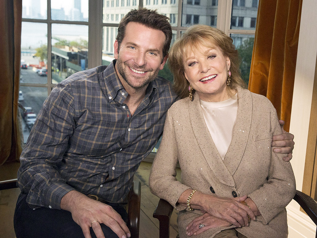 Barbara Walters Flirts with Bradley Cooper in 'Most Fascinating People' Special