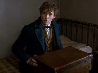 FROM EW: Fantastic Beasts and Where to Find Them Conjures Up Action-Packed New Trailer