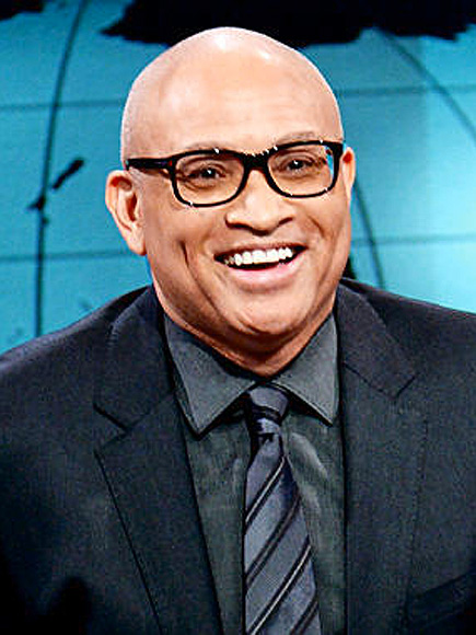 Larry Wilmore Talks Playing 'Court Jester for the King' on Saturday Night