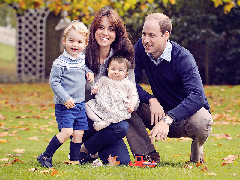 Prince William Jokes About Life with Prince George and Princess Charlotte
