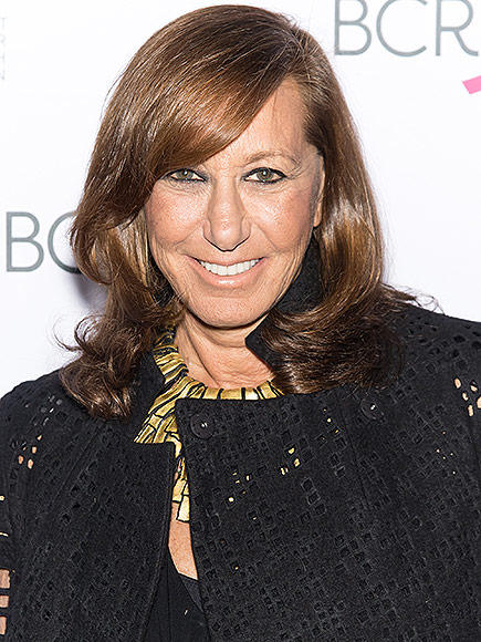 Donna Karan Reveals Memoir Cover For My Journey : People.com