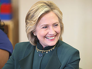 Hillary Clinton: You Won't Watch Me Go Gray as President