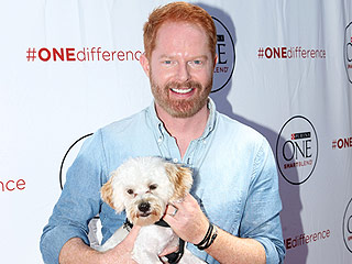 Jesse Tyler Ferguson Wants You to Adopt a Dog into Your Modern Family