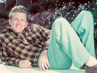 Only in PEOPLE: Kirk Douglas Looks Back At His Amazing Life in Pictures