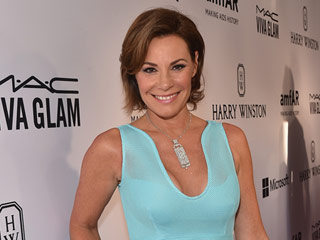 RHONY's Luann de Lesseps: Why I Forgave My Fiance for Kissing Another Woman