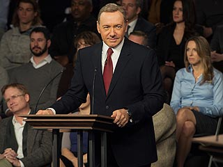 Get Ready for President Underwood in House of Cards and More People Picks