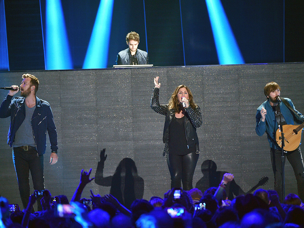 CMT 2015: Lady Antebellum And Zedd Mix EDM And Country