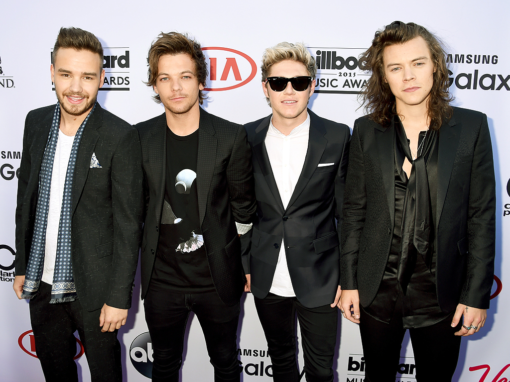 Billboard Music Awards One Direction Says They 39 Re Not