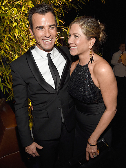 Jennifer Aniston, Justin Theroux Told Guests Wedding Was a Birthday Party