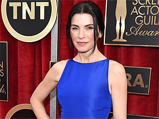Julianna Margulies 'Flattered' Michelle Obama Wore Her Good Wife Dress