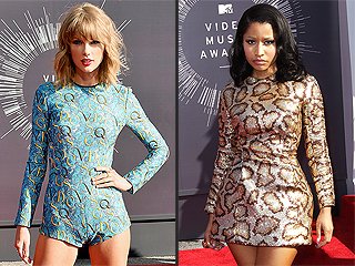 5 Rules for VMA Dressing, Brought to You by Taylor Swift and Nicki Minaj