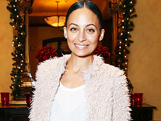 Nicole Richie Shares Clothes With Her Six-Year-Old Daughter (This Is Harlow's Coat!)