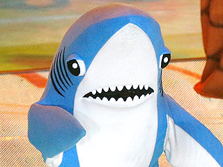 5 Places to Wear Your Katy Perry-Approved Left Shark Onesie (Yep, That's a Thing Now)