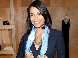 Rosario Dawson Plans to Be Mostly Naked This Summer