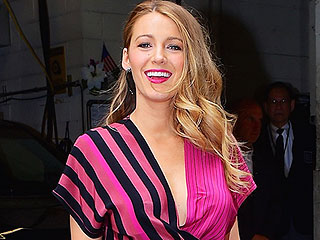 Blake Lively Wears Seven Outfits in Five Hours – See All Her Looks From This Morning!