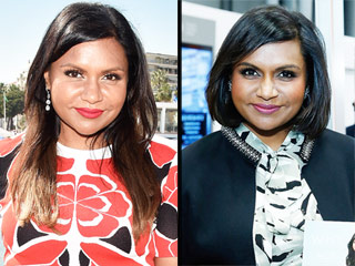 Mindy Kaling Gets an Adorable Bob Haircut to Kick Off Summer!