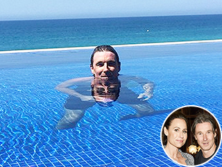 Minnie Driver Shows Off Her 'Favourite View' of New Boyfriend Neville Wakefield