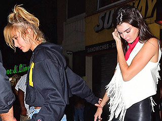 Model Besties Kendall Jenner and Hailey Baldwin Continue Pre-NYFW Style Parade
