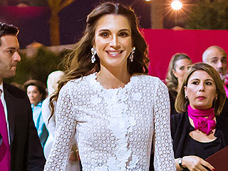 Happy 45th Birthday, Queen Rania! Stunning Looks from the Stylish Royal