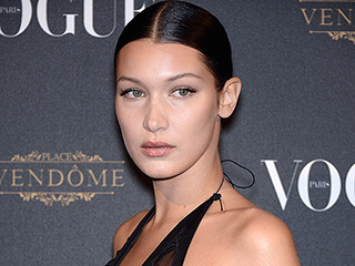 Bella Hadid Is the Latest Model to Debut Nipple Piercing on the Red Carpet