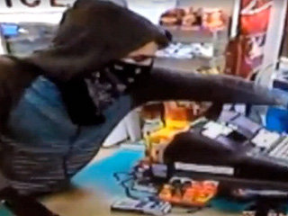 VIDEO: Man Allegedly Threatens to Give Cashier AIDS in Attempted Robbery