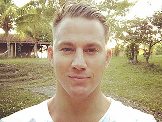 Channing Tatum Is Blond (and Still as Sexy as Ever)