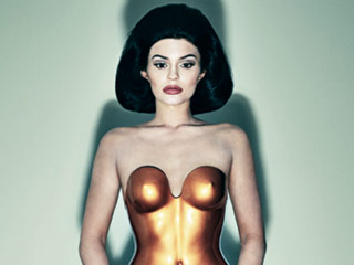 Kylie Jenner Goes Full-on Dominatrix, Exposes Butt in Leather Chaps for Interview Magazine