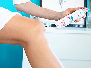Wearing Shorts This Weekend? You Might Want to Check Out This Smoothing, Firming Spray
