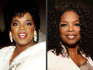 Oprah: 61 Years, So Many Hairstyles