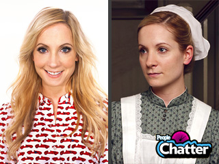 Which Downton Characters Need to Hook Up? Joanne Froggatt Weighs In